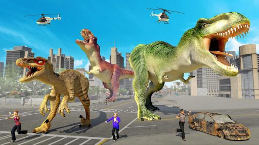 Hungry Dinosaur Hunting Simulator Game 2020 screenshot 4