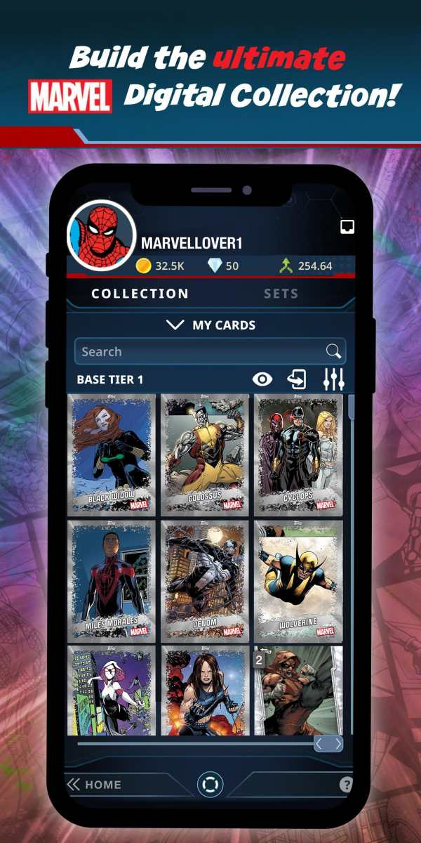 Marvel Collect! by Topps Card Trader screenshot 1