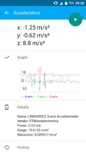 Sensor Sense Toolbox screenshot 6