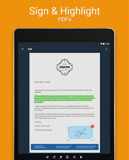 Scanner App for Me: Scan Documents to PDF screenshot 9
