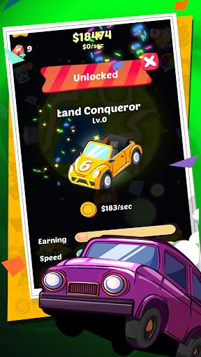 Merge super car-Magic merge 3 تصوير الشاشة