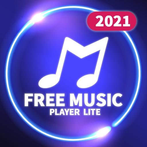 Free Music MP3 Player (Download LITE) أيقونة