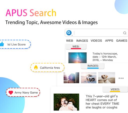 APUS Launcher: Themes, Hide Apps, Launcher App screenshot 4