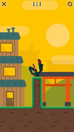 Mr Ninja - Slicey Puzzles screenshot 5