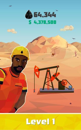 放置石油王:ガソリン工場シミュレーター screenshot 7