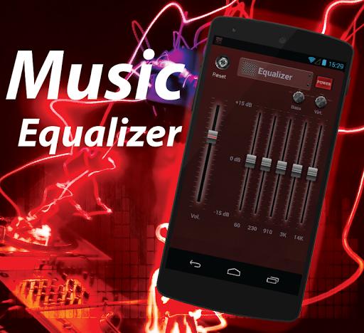 الداعم المعادل الموسيقى 1 تصوير الشاشة