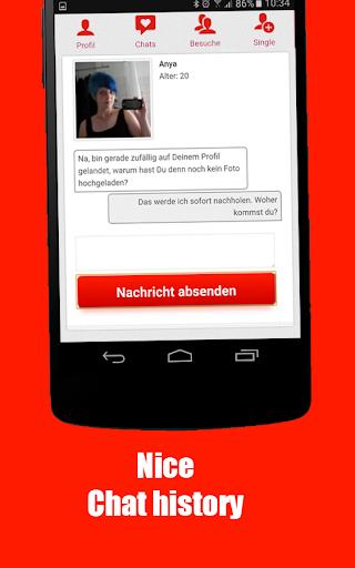 Free Dating App & Flirt Chat - Match with Singles screenshot 4