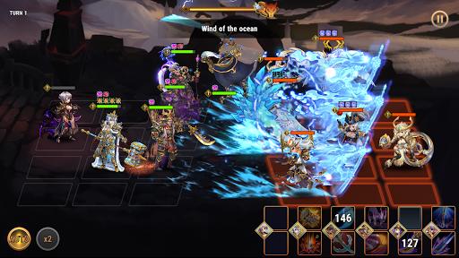 Fantasy League: Strategi RPG berbasis giliran screenshot 6