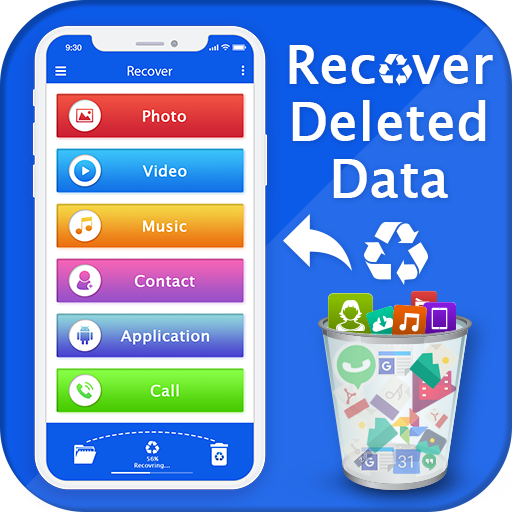 Recover Deleted Photo Video and All Files icon
