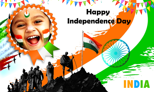 Happy Independence Day Frames screenshot 7