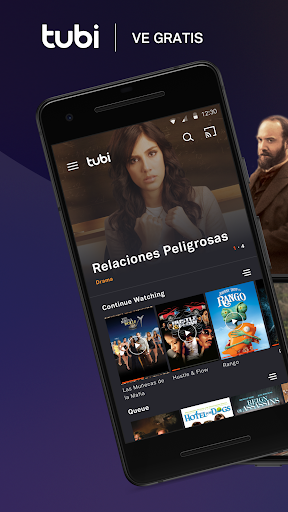 TV Tubi -TV y películas Gratis screenshot 1