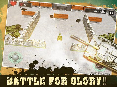 Mini Tank Battle 5 تصوير الشاشة