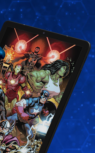 Marvel Unlimited 18 تصوير الشاشة