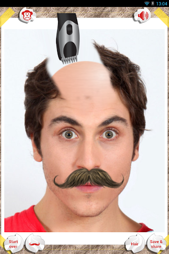 Make Me Bald Prank 5 تصوير الشاشة