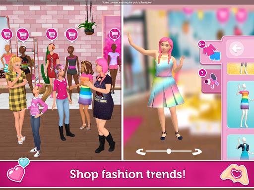 Barbie Dreamhouse Adventures 13 تصوير الشاشة
