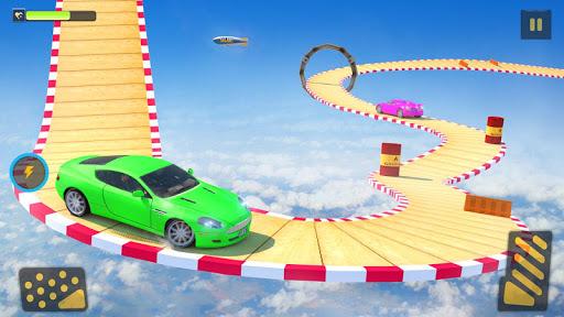 Ramp Car Stunts Racing - Free New Car Games 2021 screenshot 3