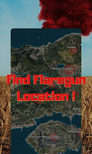 Flare Gun Location and Guide Battleground screenshot 1