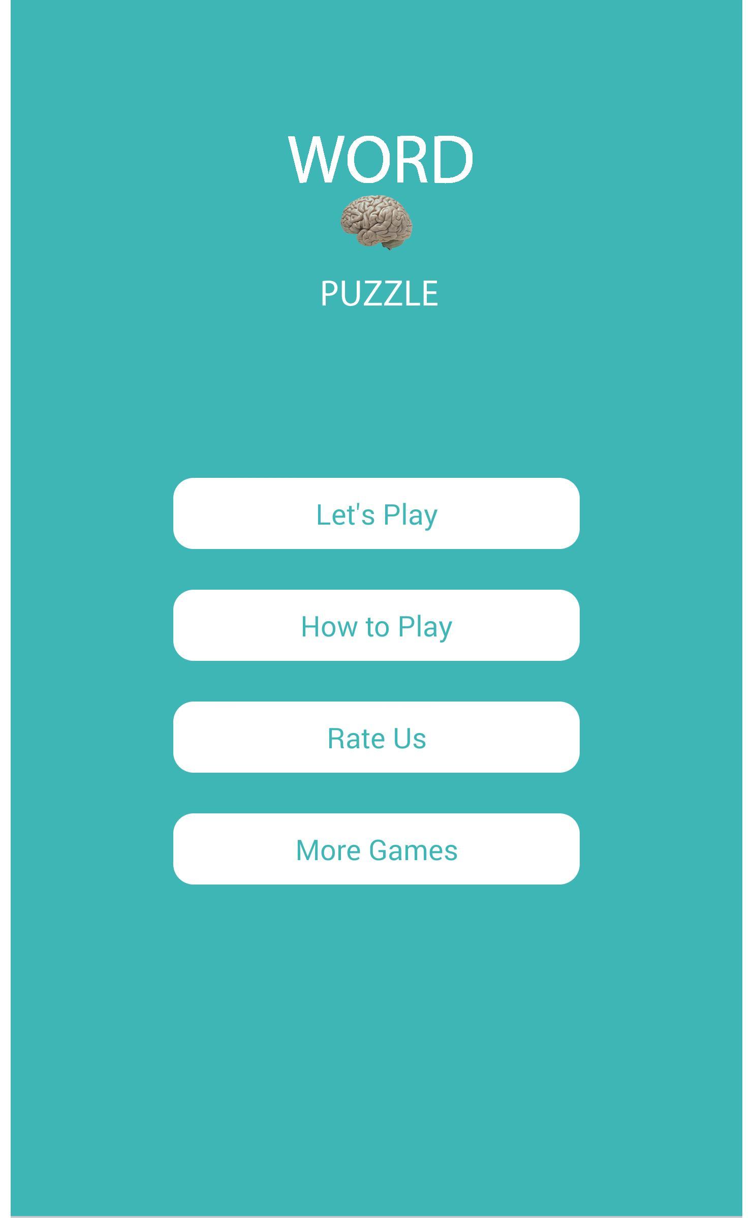Word search free-brain puzzle: screenshot 1