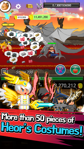 ExtremeJobs Knight's Assistant VIP screenshot 3