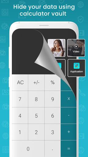 آلة حاسبة - قبو لإخفاء صور فيديو وقفل التطبيقات 1 تصوير الشاشة