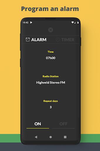 Radio South Africa: Radio FM Free, Free Radio App screenshot 4