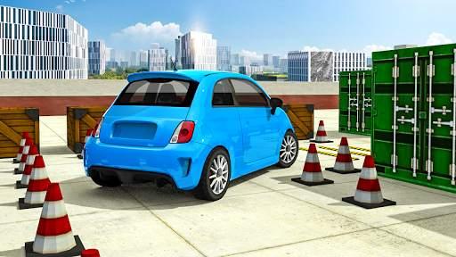 Advance Car Parking Game: Car Driver Simulator screenshot 5