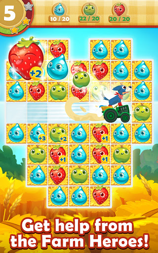 Farm Heroes Saga screenshot 10