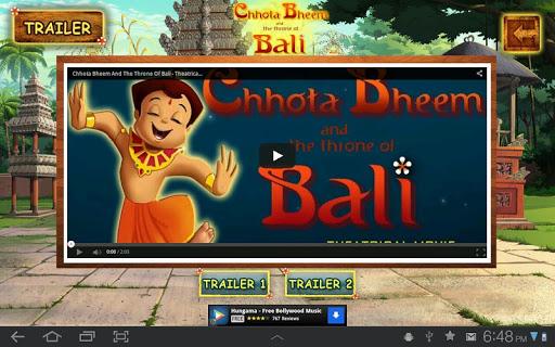 Bali Movie App - Chhota Bheem 15 تصوير الشاشة