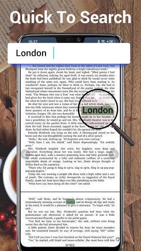 EBook Reader & PDF Reader screenshot 7