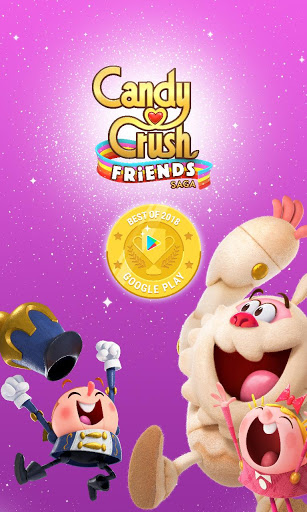Candy Crush Friends Saga screenshot 5