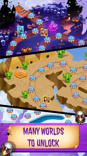 Magic Jewels: New Match 3 Games 5 تصوير الشاشة