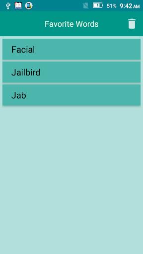 English To Marathi Dictionary screenshot 9