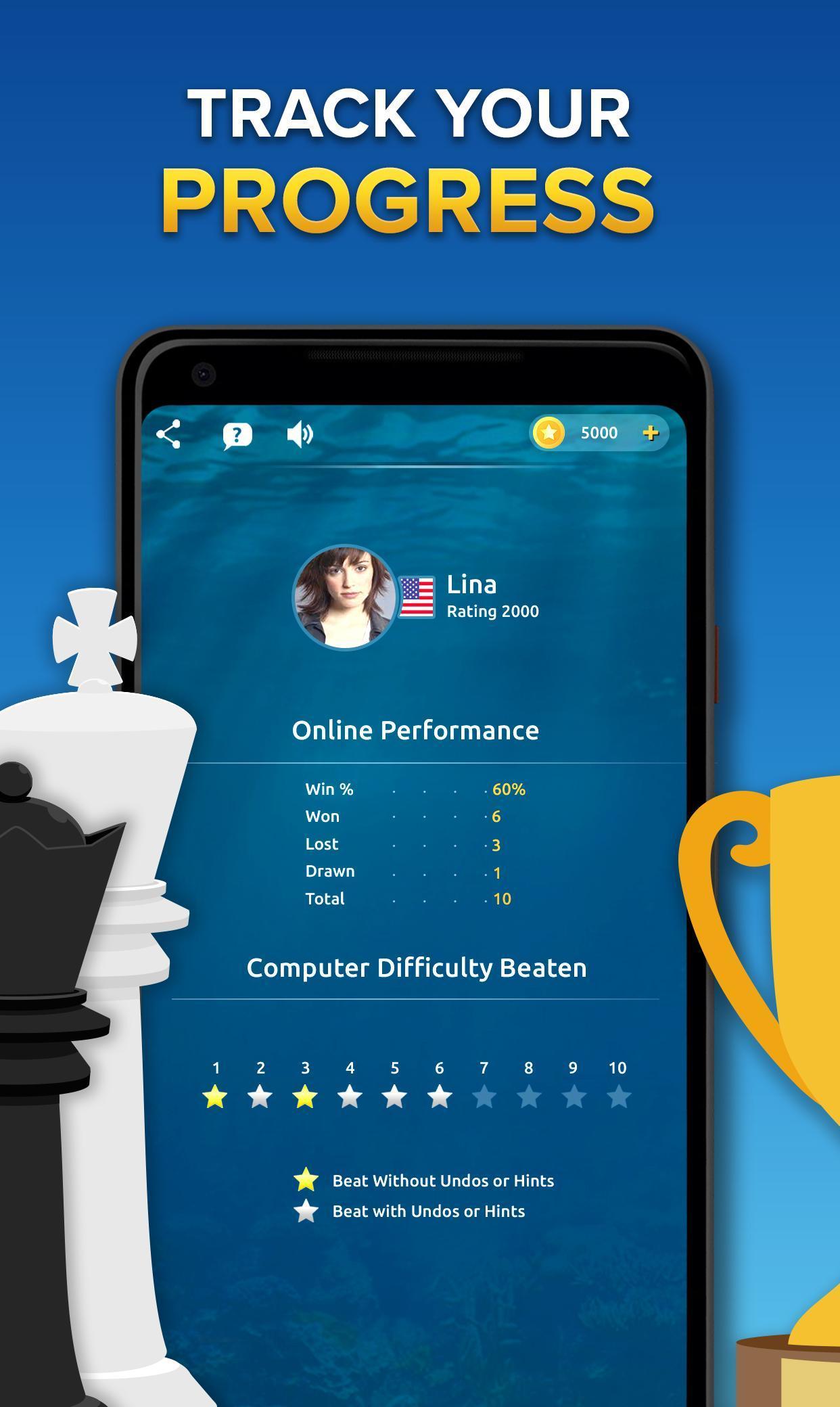 Chess Stars - Play Online screenshot 3