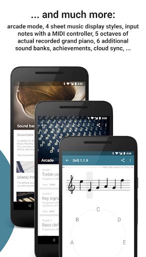 Complete Music Reading Trainer 8 تصوير الشاشة