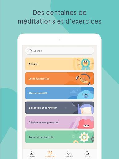 Headspace: Méditation & Sommeil screenshot 9