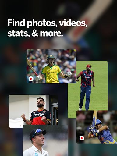 ESPNCricinfo - Live Cricket Scores, News & Videos screenshot 10