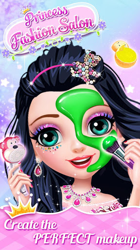 👸💄Princess Makeup Salon screenshot 5