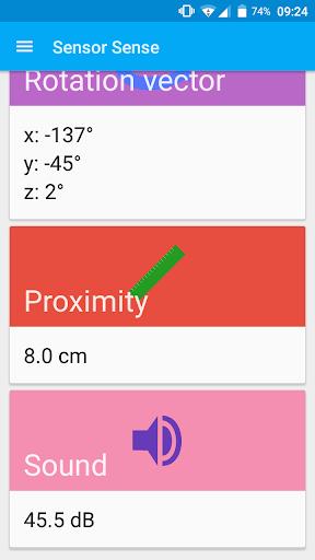 Sensor Sense Toolbox screenshot 7