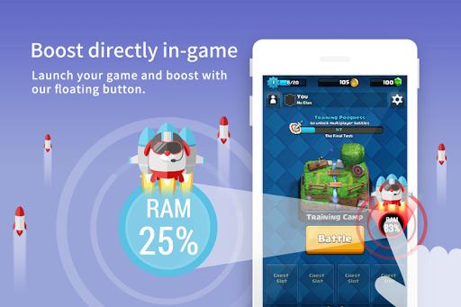 Dr. Booster - Boost Game Speed 2 تصوير الشاشة