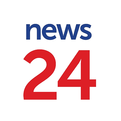 News24: Breaking News. First أيقونة