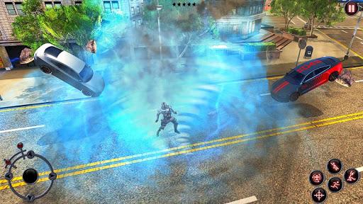 Immortal Wind Tornado hero Vegas Crime Mafia Sim screenshot 4