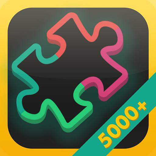 Jigsaw Puzzle XXL - 5000  أيقونة
