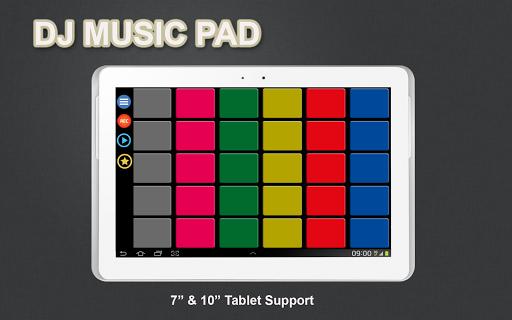 DJ Music Pad 5 تصوير الشاشة