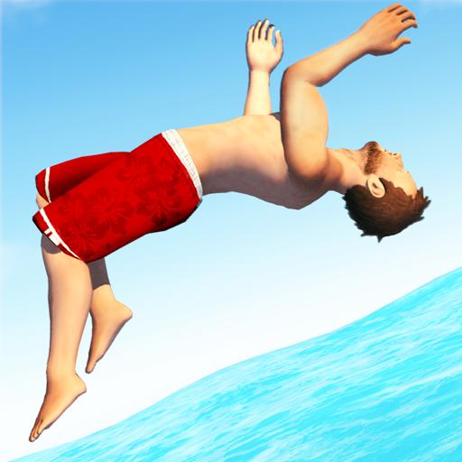 Flip Diving أيقونة