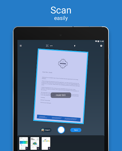Scanner App for Me: Scan Documents to PDF screenshot 8