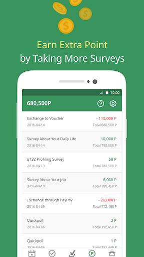 surveyon - Cash, Survey & Fun screenshot 5