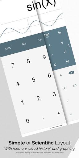 All-In-One Calculator 2 تصوير الشاشة