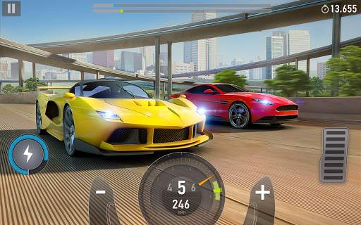 Top Speed 2: Drag Rivals & Nitro Racing screenshot 4