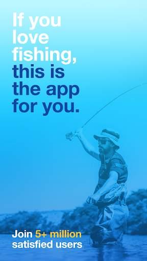 Fishing Points: GPS, Tides & Fishing Forecast screenshot 2
