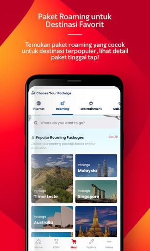 MyTelkomsel - Beli Pulsa/Paket & dapat kuota 7.5GB screenshot 8